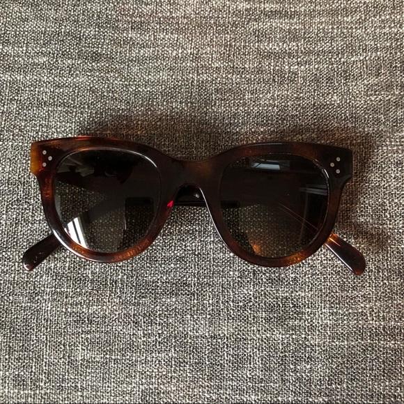 fa27f85ba9e1 Celine Accessories - Celine 41053 s  Baby Audrey  sunglasses